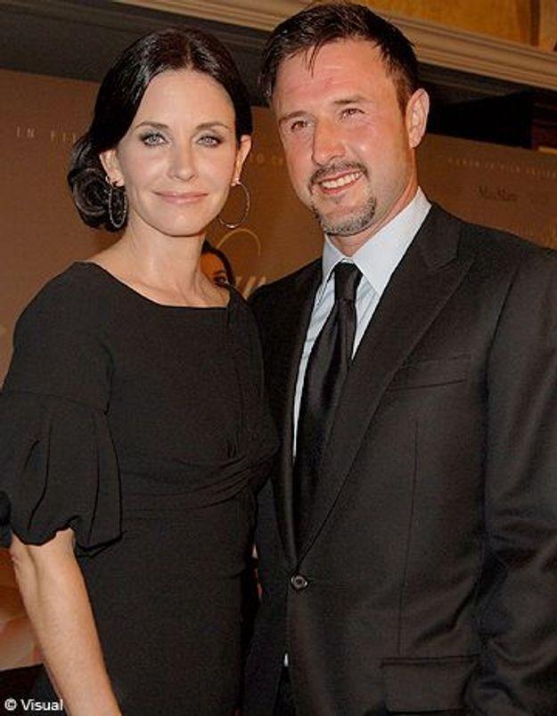 David Arquette et Courteney Cox réunis dans « Cougar Town »