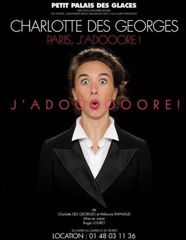 Découverte : Paris, j'adooore !