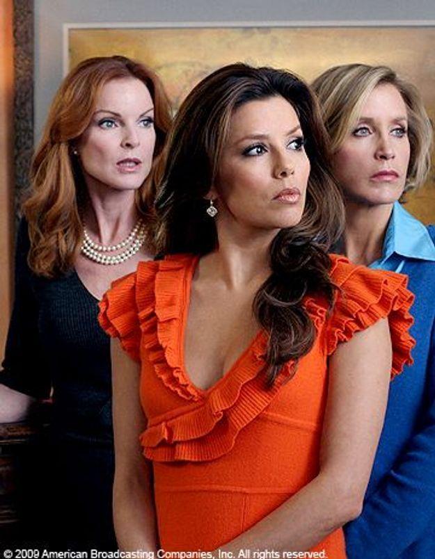 « Desperate Housewives » : la saison 6 diffusée ce soir !