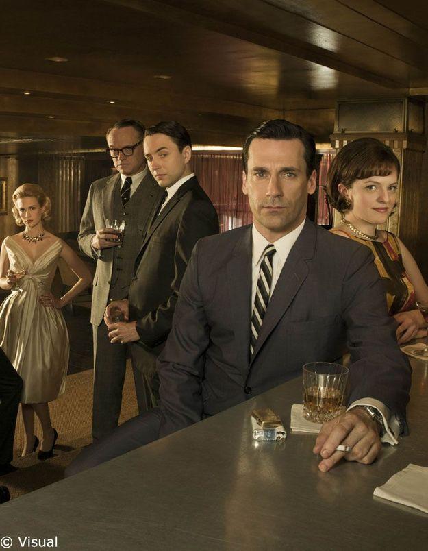 Emmys : Mad Men, toujours en tête des nominations