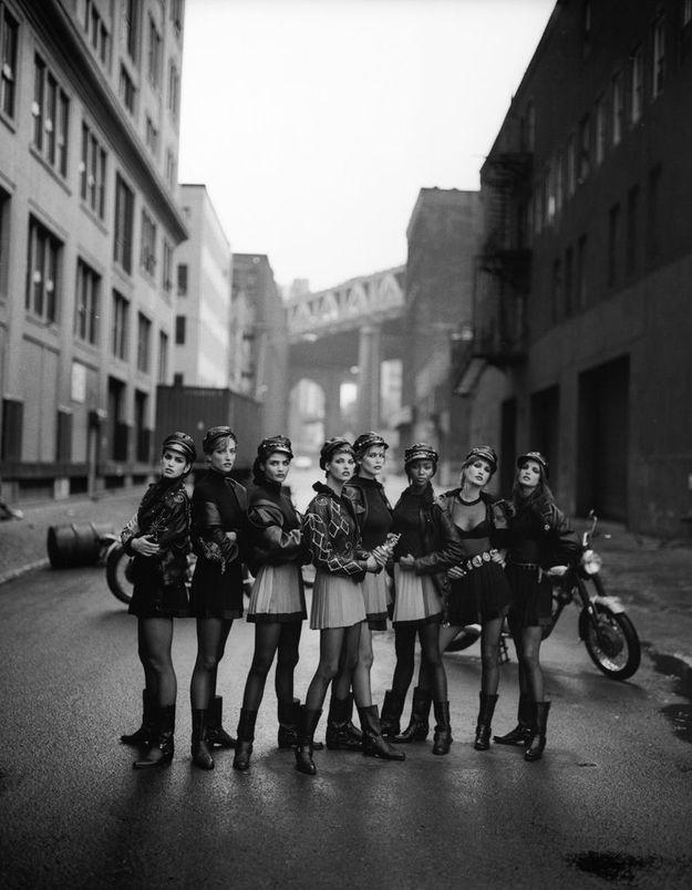 Expo : les plus belles femmes du monde shootées par Peter Lindbergh