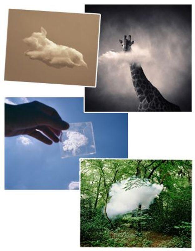 Expo. La tête dans les nuages