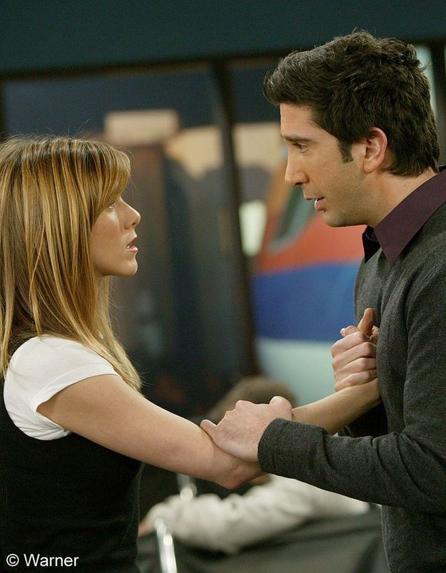 « Friends » : une fin alternative pour Ross et Rachel