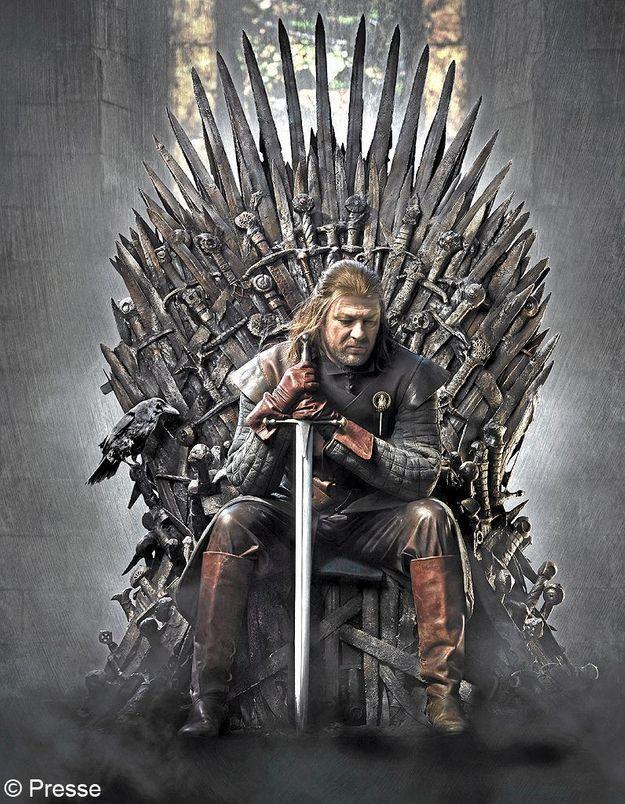 « Game of thrones », série la plus téléchargée de 2012