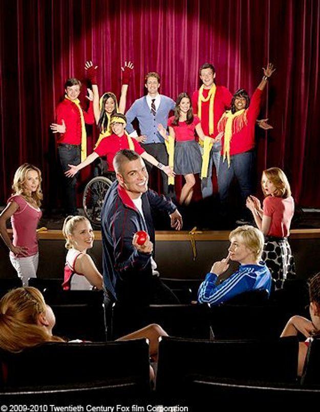 Glee : après la série à succès, le film ?