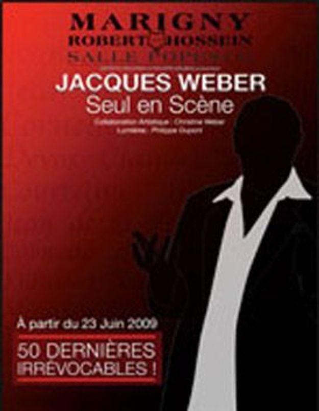 """Goodgirls : """"Jacques Weber seul en scène : un régal"""""""