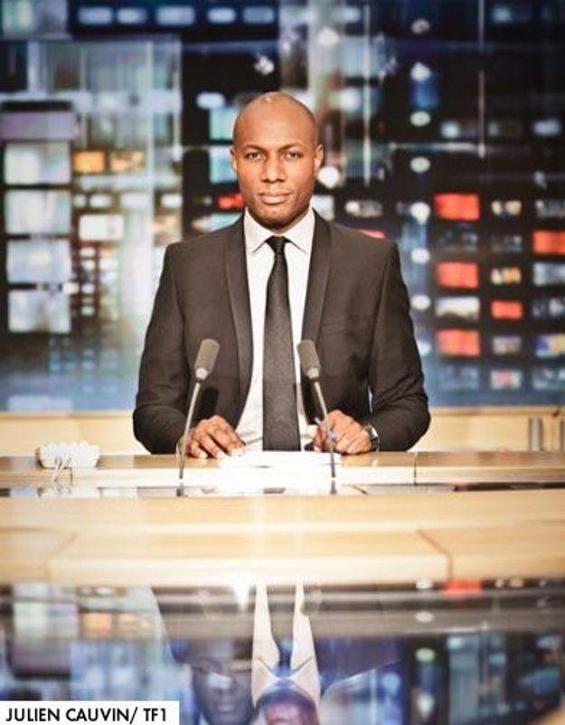 Harry Roselmack a fait ses adieux au JT de TF1