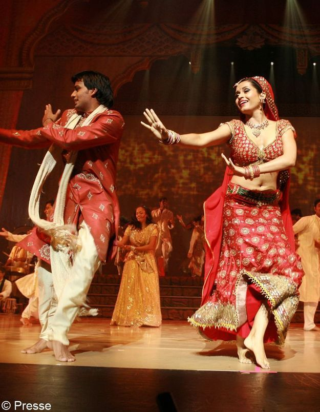 J'y étais… au spectacle musical « Bharati »