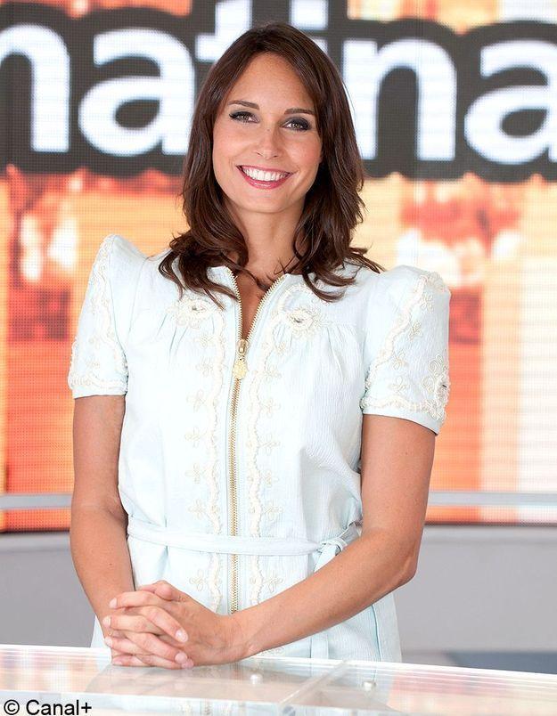 Julia Vignali, miss météo de Canal, va présenter « Les Maternelles »