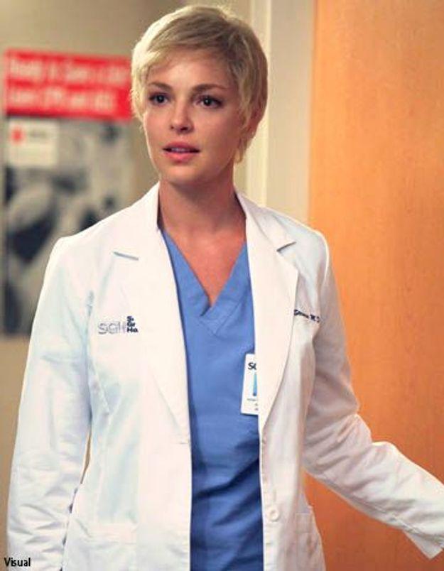 """Katherine Heigl quitte """"Grey's Anatomy"""" et déçoit ses fans"""