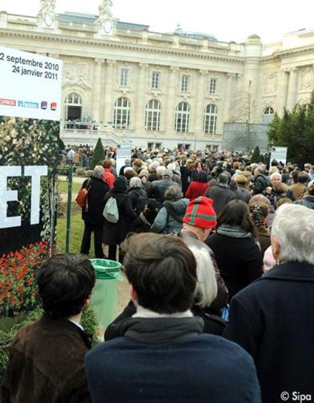 L'expo Monet se termine en beauté au Grand palais