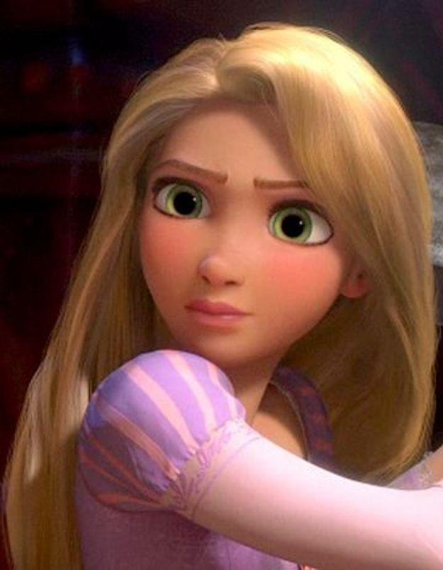La nouvelle princesse Disney s'appelle Raiponce