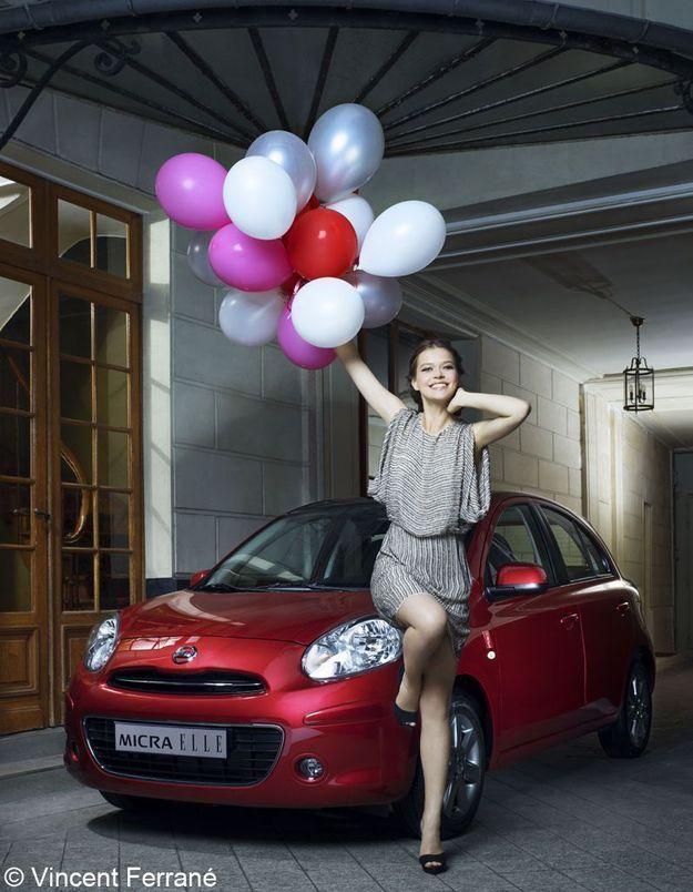 La prochaine it car ? La Nissan Micra ELLE !
