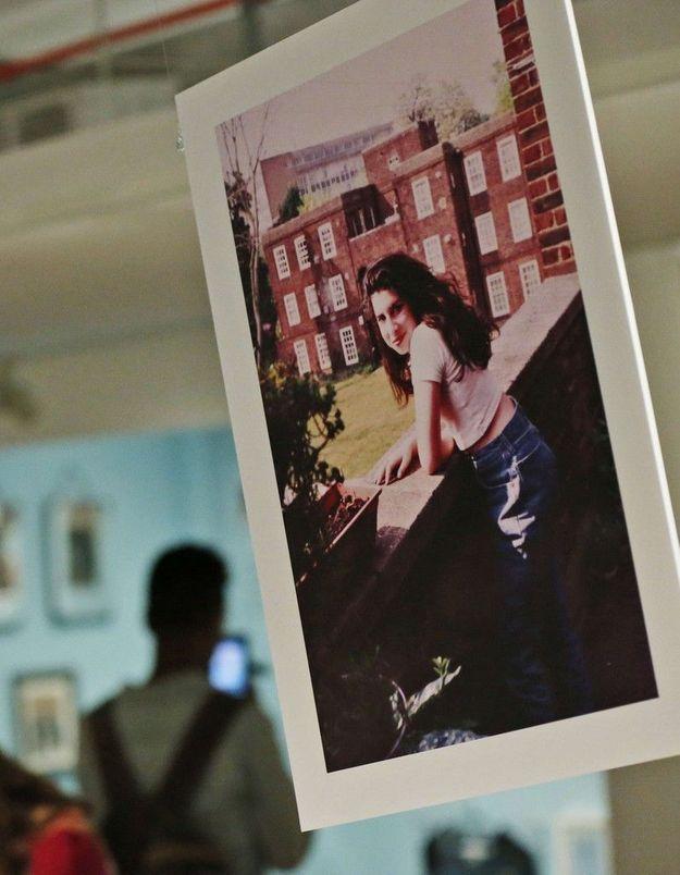 La vie secrète d'Amy Winehouse exposée à Londres