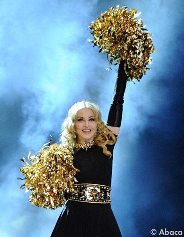 Madonna, bientôt guest-star dans Glee ?