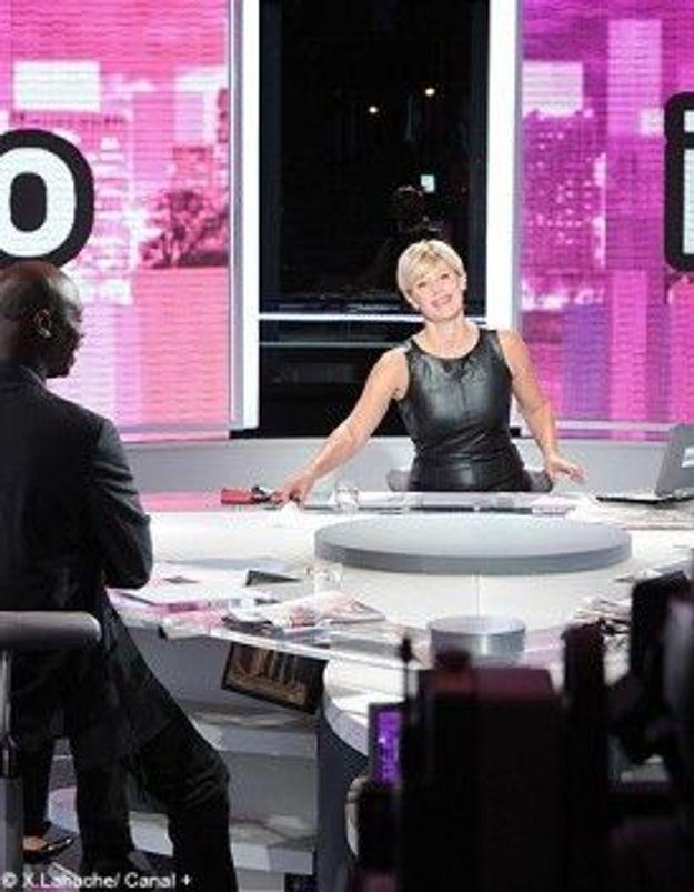 Maïtena Biraben reste sur Canal + à la rentrée