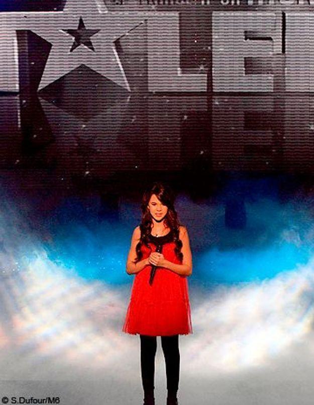 Marina, 13 ans, gagnante de La France a un incroyable talent