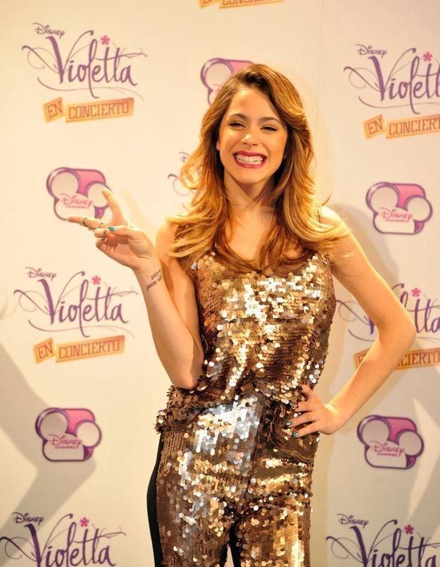 Violetta : cette inconnue qui affole les ados
