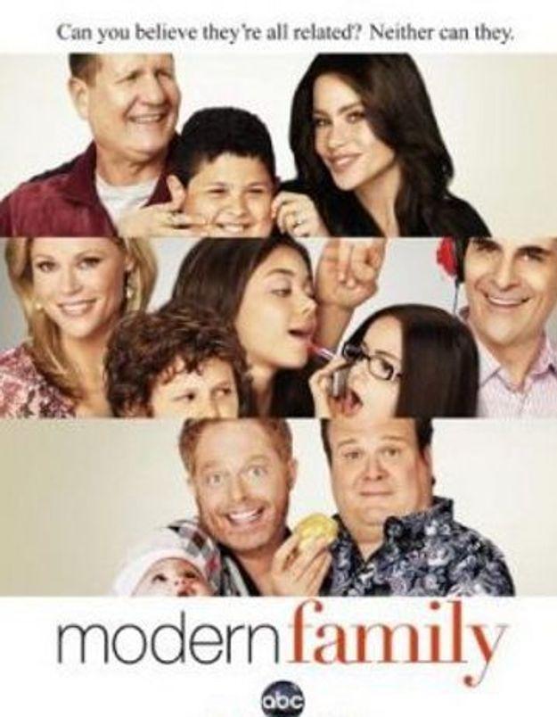 «Modern Family» : la série US déjantée débarque sur M6