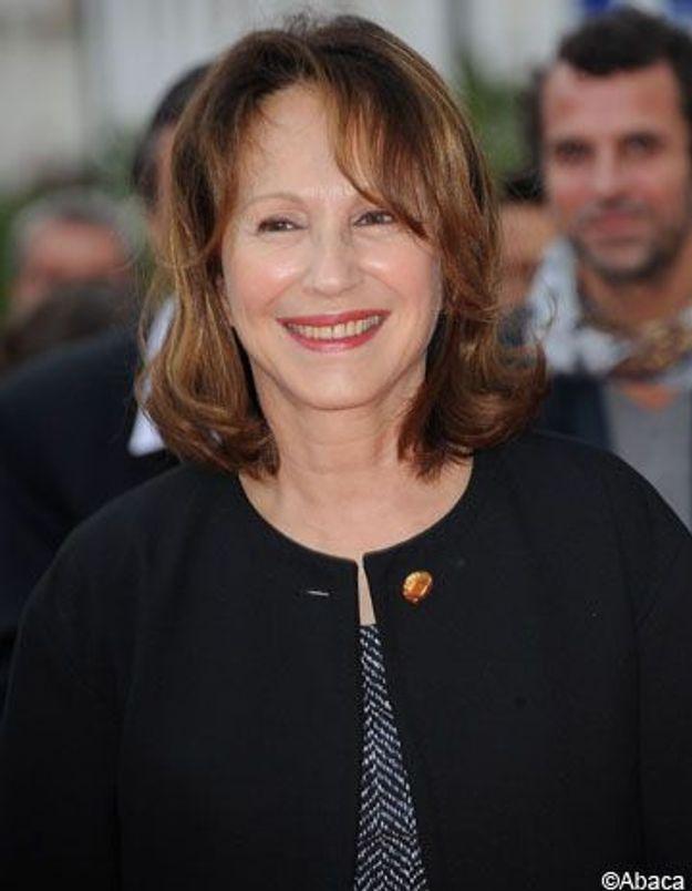Nathalie Baye, candidate à la présidentielle