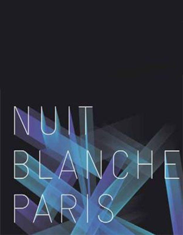 Nuit Blanche 2009 à Paris