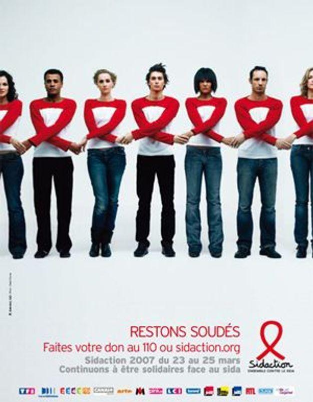 Sidaction : Jane Birkin, Juliette Gréco, Julien Doré, Cali… dans les rues de Paris