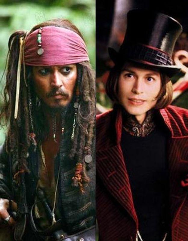 Télé : ce soir, on regarde Johnny Depp ou… Johnny Depp !
