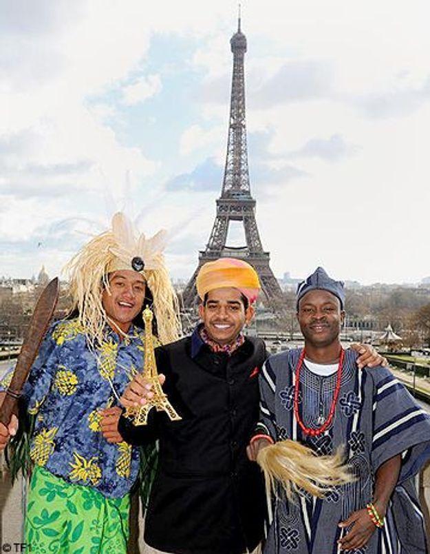 TF1 fait débarquer trois princes (charmants ?) à Paris
