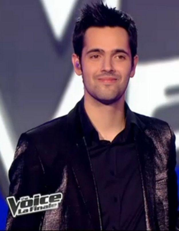 « The Voice » : Yoann Fréget remporte la finale