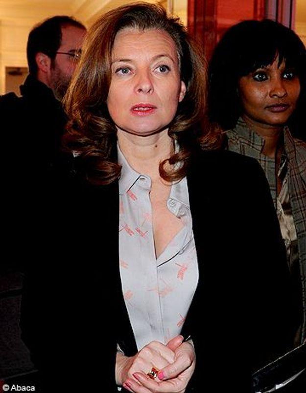 Valérie Trierweiler : son émission de Direct 8 suspendue