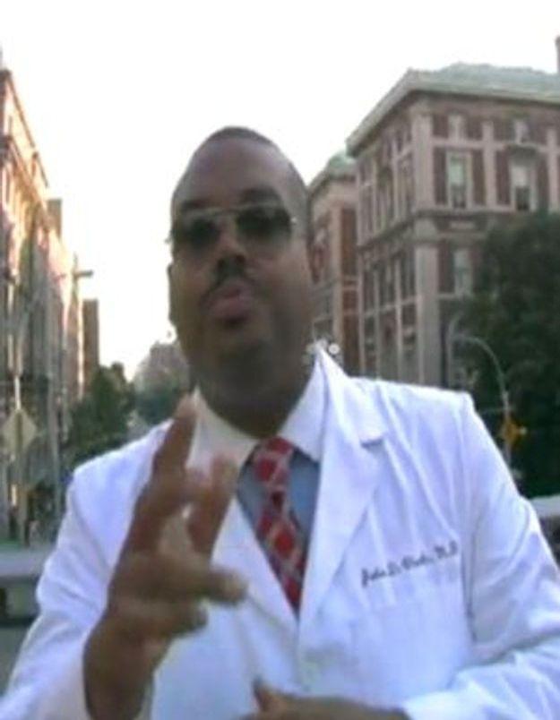 Vidéo buzz : le rap préventif de la grippe A