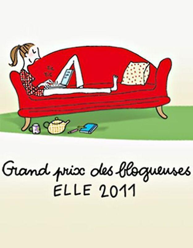 Votez pour le Grand Prix des blogueuses ELLE 2011