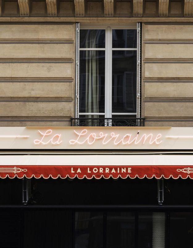 La Brasserie Lorraine redécorée par Laura Gonzalez : la bonne nouvelle de la Place des Ternes