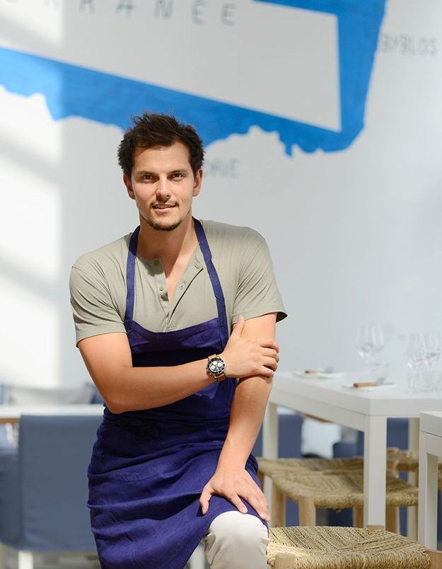 Juan Arbelaez, Promo top chef 2012