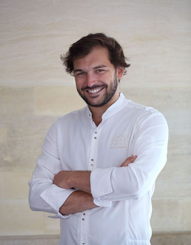 Thibault Sombardier, Promo top chef 2014