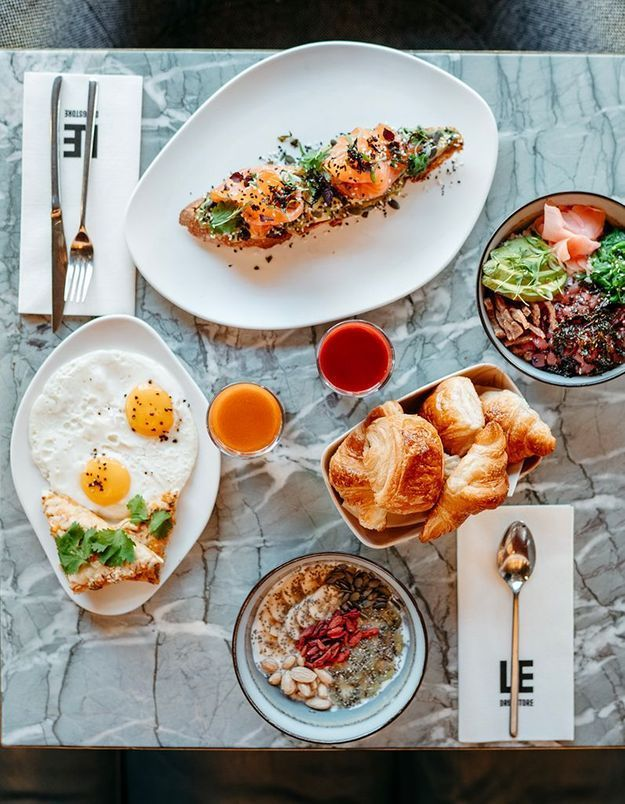 Où bruncher ce week-end : au brunch California du Drugstore !