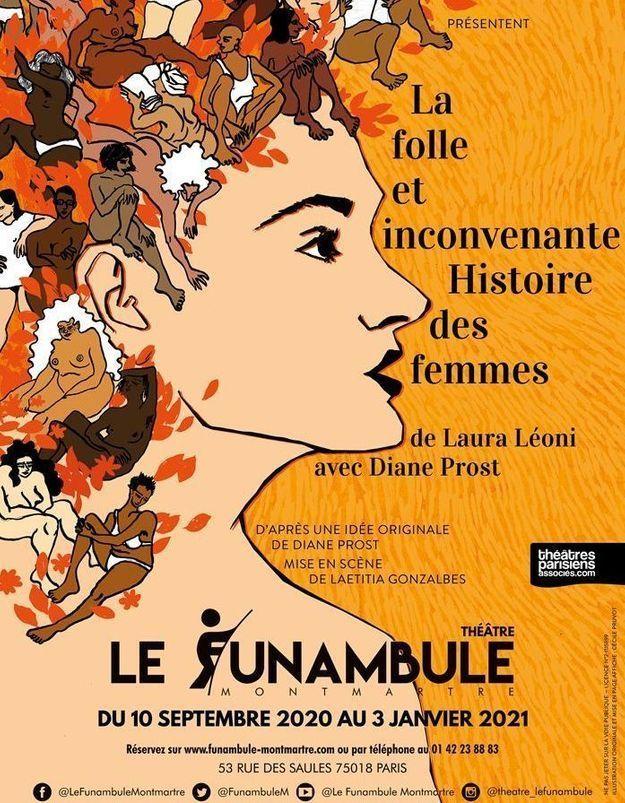 « La folle et inconvenante Histoire des femmes » : une pièce de théâtre drôle et engagée