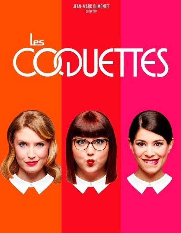 « Les Coquettes » : le spectacle qui mixe glamour et paillardise !