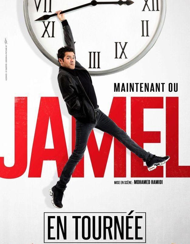 Pourquoi on a hâte de voir le nouveau spectacle de Jamel Debbouze