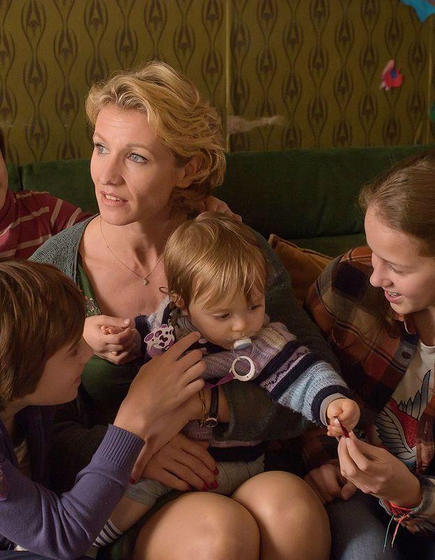 Ce soir, on découvre une autre Alexandra Lamy en regardant « Après moi le bonheur »