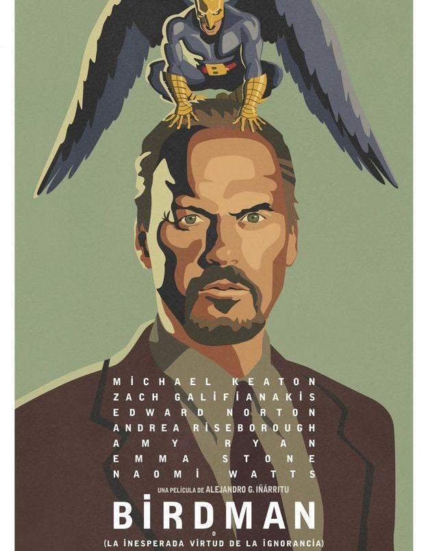 Ce soir, on s'envole avec Michael Keaton devant « Birdman »
