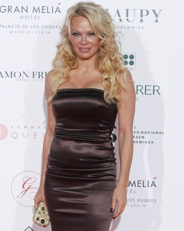 Pamela Anderson, actrice, 51 ans