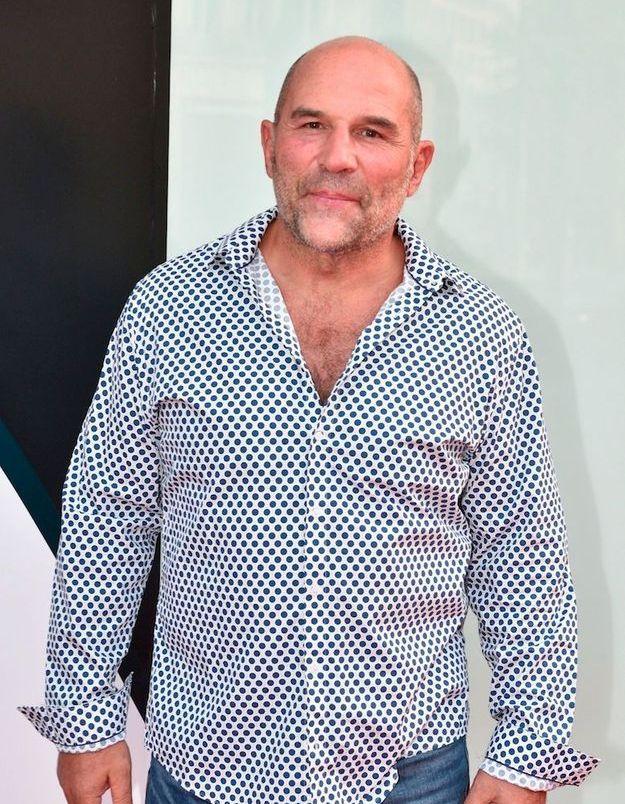 Vincent Moscato, ancien international de rugby, 53 ans