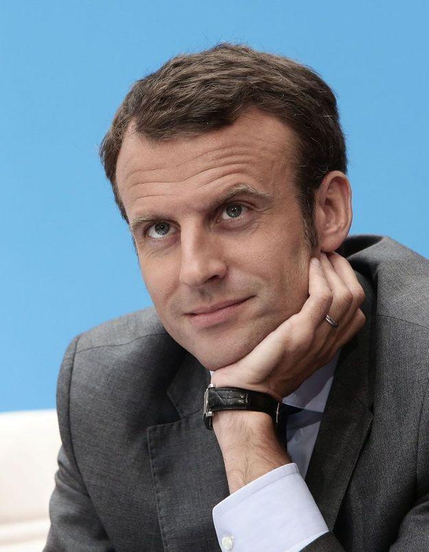 Découvrez l'émission favorite d'Emmanuel Macron (non, ce n'est pas de la politique)