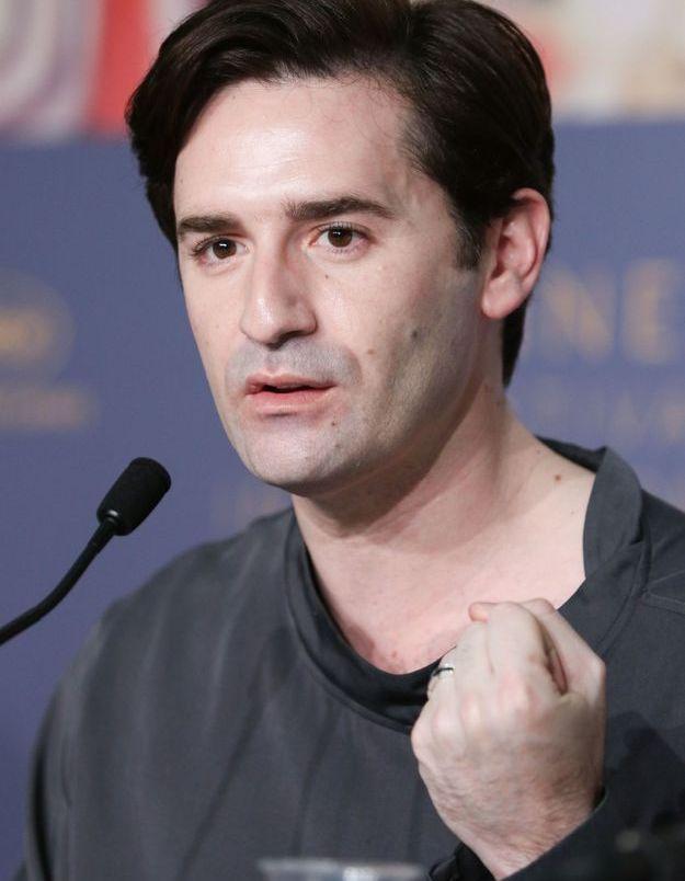 Nicolas Maury, alias Hervé, en 2018