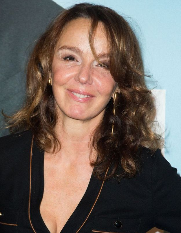 Philippine Leroy-Beaulieu, alias Catherine Barneville, la femme de Mathias, en 2018