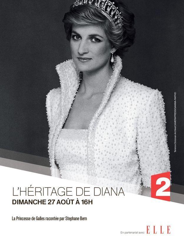 « L'Héritage de Diana » : le film événement écrit par Stéphane Bern