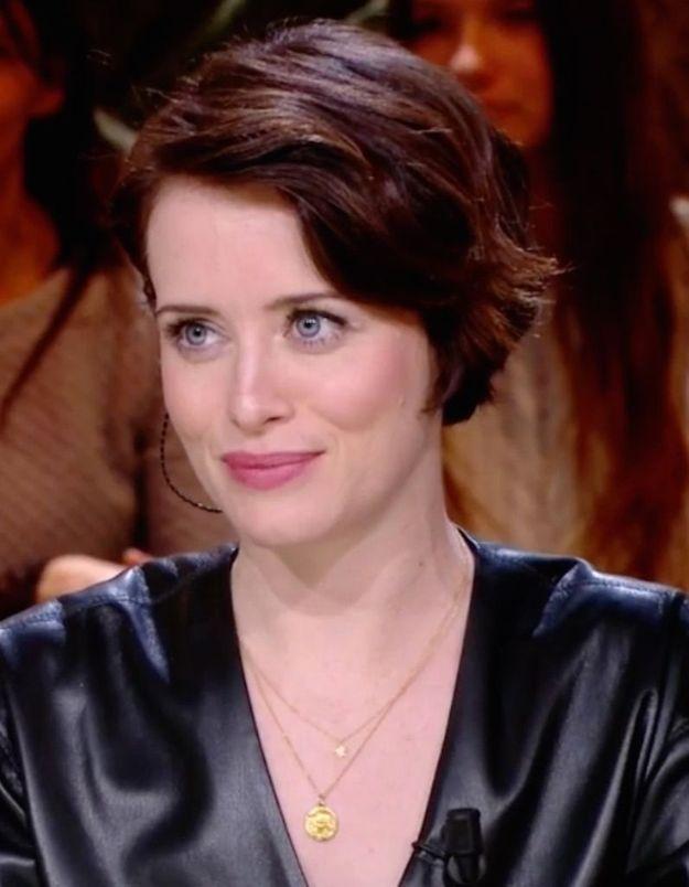 « Quotidien » : Claire Foy est une pro des accents au cinéma et elle le prouve en direct