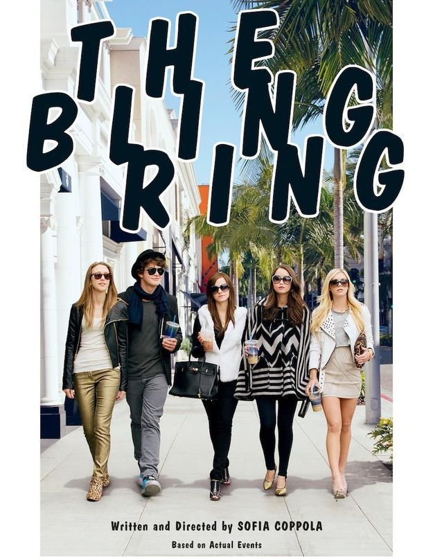 TV : ce soir, on s'encanaille devant « The Bling Ring » avec Emma Watson