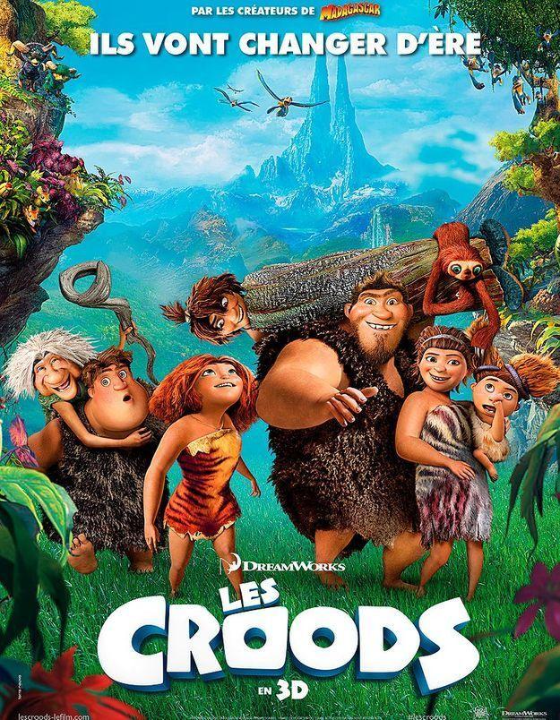 Exclu : découvrez « Les Croods », un clan cro-mignon !